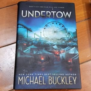 The Undertow Series(books 1&2 ) by Michael Buckley